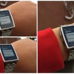 Pebble: Smartwatch und App können nun Deutsch