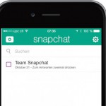 Snapchat: Update bringt Unterstützung für iPhone 6 (Plus)