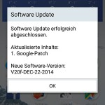LG G3: Patch V20f-DEC-22-2014 für Android 5 Lollipop