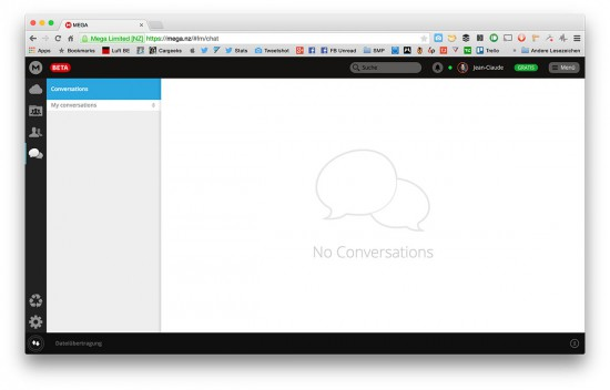 Mega-Chat-Browser
