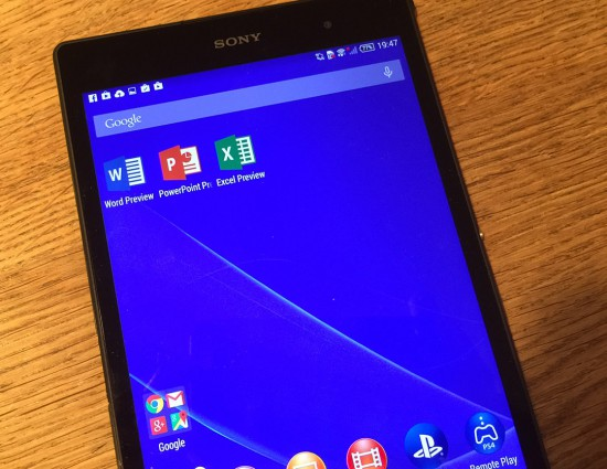 Microsoft-Office-for-Android-onSony-Z3-Tablet