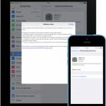 Apple veröffentlicht iOS 8.1.3: Weniger Speicherbedarf bei OTA Updates