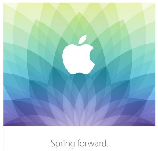Apple-Watch-Spring-Forward-Invite