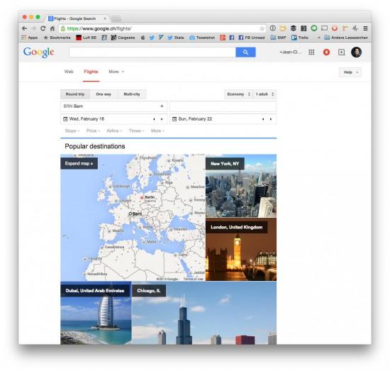 Google-Flights-Browser