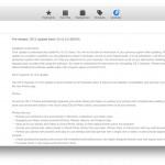 Apple veröffentlicht OS X 10.10.3 Beta 2 für Entwickler