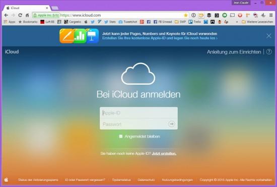 iCloud für alle