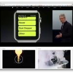 Apple Watch Keynote als Video veröffentlicht