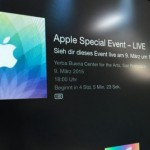 Apple Spring Event: So schaut ihr es live unter iOS, OSX und Windows