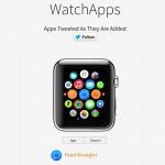 WatchApps zeigt Apps für die Apple Watch