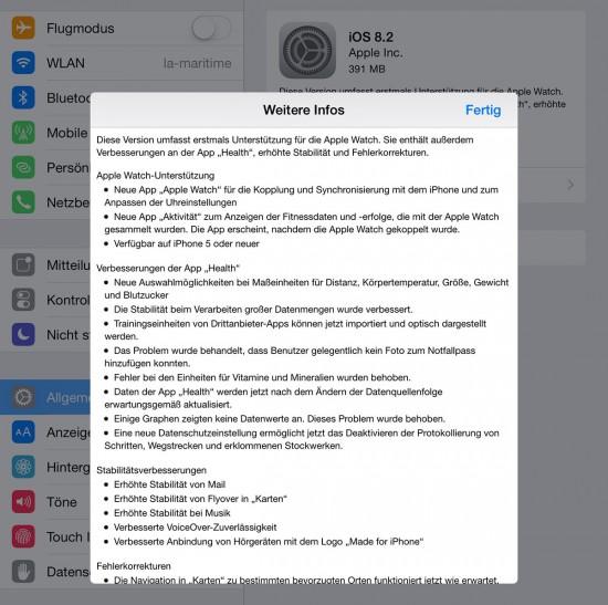 iOS-8.2-Infos