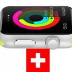 Die Apple Watch könnte im Mai in die Schweiz kommen
