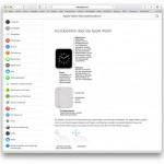 Apple Watch Benutzerhandbuch online verfügbar