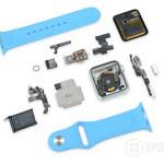 Apple Watch: iFixit nimmt die Smartwatch auseinander