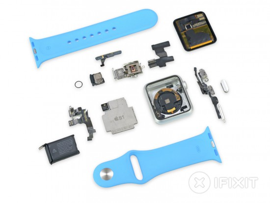 Apple Watch iFixit