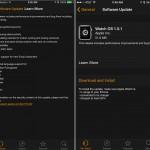 Erstes Update: Apple Watch OS 1.0.1 veröffentlicht