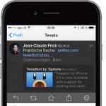 """Tweetbot: Update bringt das neue """"quote tweet"""" Format"""