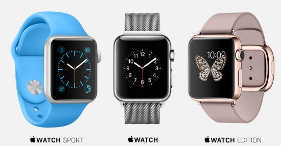 Apple-Watch-Modelle