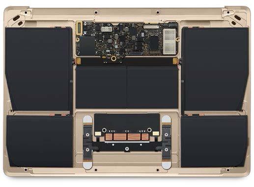 MacBook 2015 Akkus