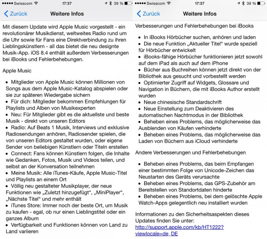 iOS-8.4-Release-Notes