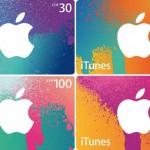 15% Rabatt auf iTunes Karten