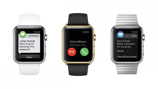 Apple-Watch-Funktionen