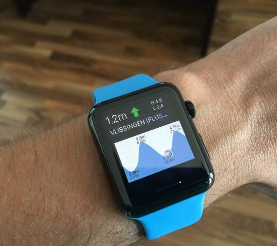 Apple-Watch-Gezeiten-App