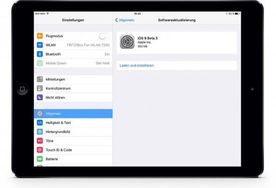 iOS-9-Beta-3-on-iPad-Air