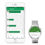 Konkurrenz für die Apple Watch: Android Wear landet im App Store