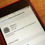 Apple veröffentlicht iOS 8.4.1, OS X 10.10.5 und iTunes 12.2.2