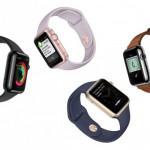 Apple Watch: Neue Farben und Armbänder