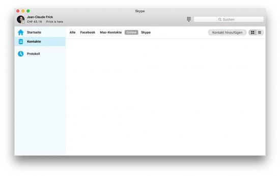 Skype-Offline