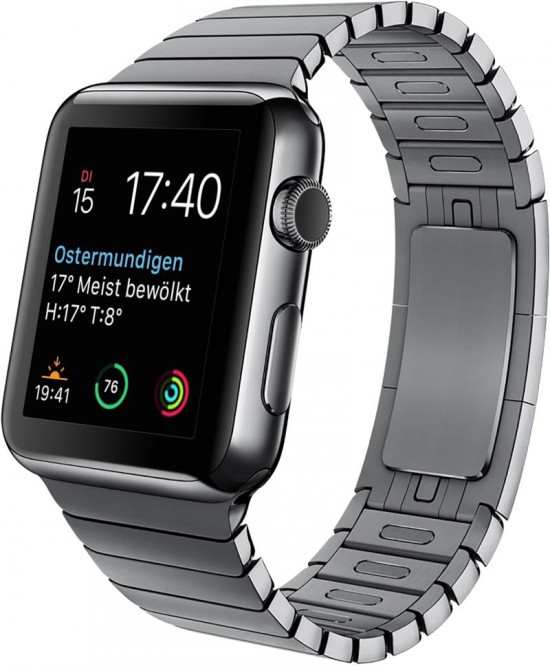 WatchOS 2 on Apple Watch