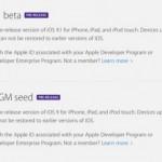 Apple veröffentlicht iOS 9 und OS X El Capitan GM, iOS 9.1 und tvOS Beta