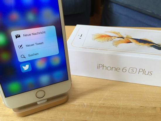 iPhone-6S-Plus-inkl-Dock