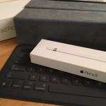 iPad Pro: Lieferzeit von Apple Pencil und  Smart Keyboard bei 5 Wochen