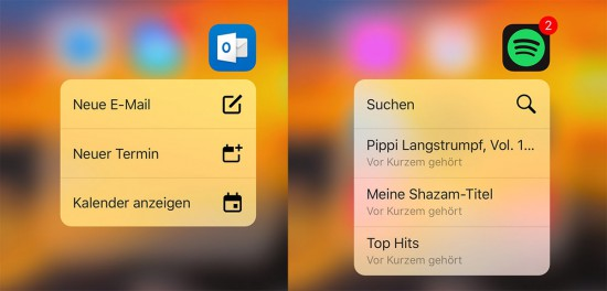 3D-Touch-Spotify-und-Outlook