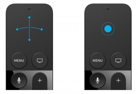 Siri-Remote-Bedienung