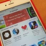 Apple App Store: Rekorde über die Festtage
