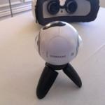 Samsung stellt Gear 360 Kamera vor