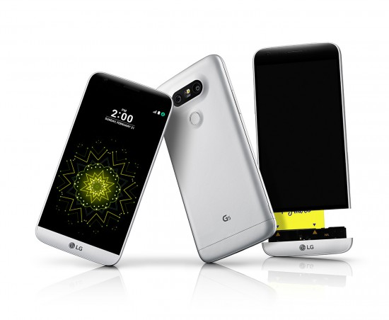 LG G5 inkl. Expansion Slot