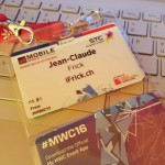 iFrick am Mobile World Congress 2016 in Barcelona