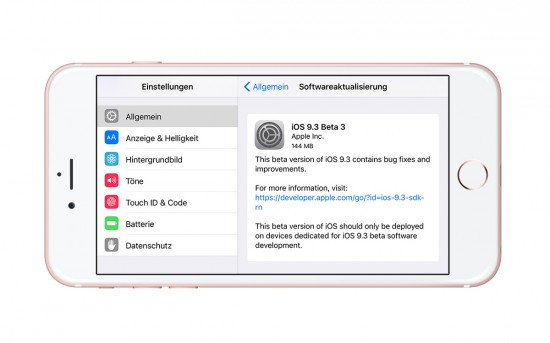 iOS-9.3-Beta-3-Update-Setting