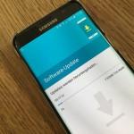 Samsung Galaxy S7 und S7 Edge erhalten erstes Softwareupdate