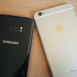 Samsung Galaxy S7 im Kameravergleich zum iPhone 6S