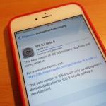Apple veröffentlicht iOS 9.3 Beta 5 mit veränderter Nigh Shift Einstellung