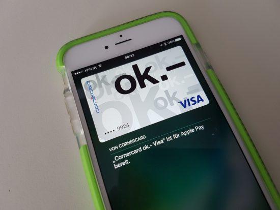 Apple Pay Schweiz