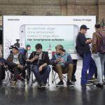Samsung liefert in Zürich Strom für iPhone Akku