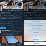Twitter: iOS App neu mit Nachtmodus