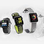 Apple Watch Series 2: Wasserdicht mit GPS, neue Keramik und Nike Versionen