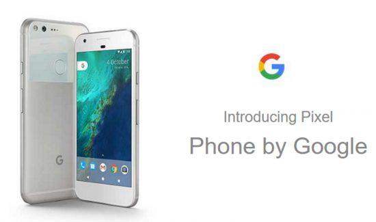 google-pixel-info